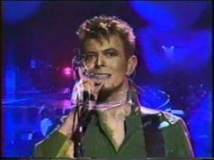 DAVID BOWIE - THE JEAN GENIE - LIVE NY 1997 - a very bluesy version