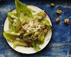 Slavný salát Caesar , Foto: Kuchařka pro mého muže