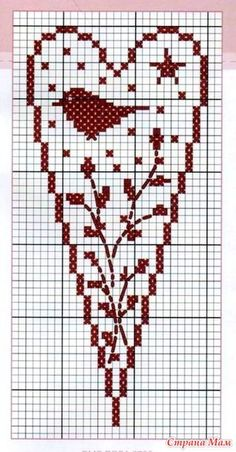 Thrilling Designing Your Own Cross Stitch Embroidery Patterns Ideas. Exhilarating Designing Your Own Cross Stitch Embroidery Patterns Ideas. Embroidery Hearts, Cross Stitch Embroidery, Embroidery Patterns, Hand Embroidery, Cross Stitch Heart, Simple Cross Stitch, Cross Stitch Designs, Cross Stitch Patterns, Cross Stitch Freebies