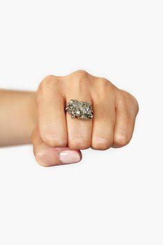Moon Rock Ring   http://www.nastygal.com/accessories-jewelry/moon-rock-ring#