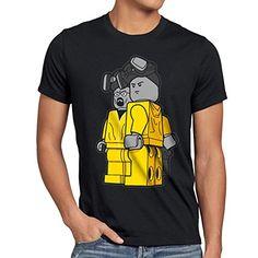 style3 Brick Bad Camiseta para hombre T-Shirt white meth walter crystal breaking tv serie #camiseta #friki #moda #regalo