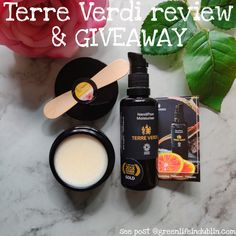 I am teaming up with Terre Verdi for a #giveaway #terreverdigiveaway! It is happening on my IG 🥰 Go enter and invite Your friends too x Open worldwide till 09.12.20 The best of luck everyone!! Review of the products on my Green Life In Dublin (dot) come website too :)