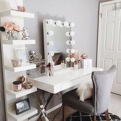 Bedroom Ikea Makeup Vanitymakeup