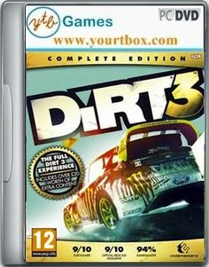 DIRT 3 Complete Edition PC Game - FREE DOWNLOAD - Free Full Version PC Games and Softwares