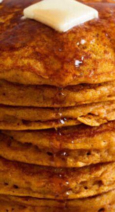 Pumpkin Recipes, Fall Recipes, Pumpkin Pancakes, Best Pumpkin, Thanksgiving Desserts, Main Meals, Appetizers, Autumn, Cooking
