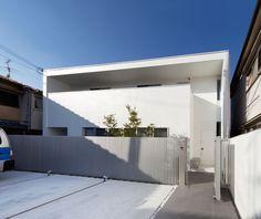 白い外観内装の家・間取り(大阪府大東市) |ローコスト・低価格住宅 | 注文住宅なら建築設計事務所 フリーダムアーキテクツデザイン