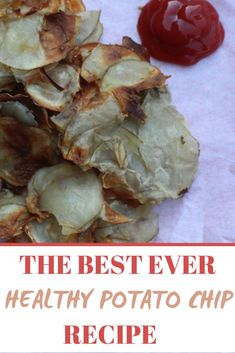 #potatochips #healthpotatochips #bakedpotatos #bakedpotatochips #oilfreepotatos #ad