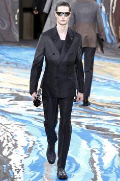 Le défilé Louis Vuitton homme automne-hiver 2014-2015 39