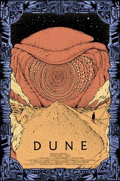 Dune Poster – Kilian Eng