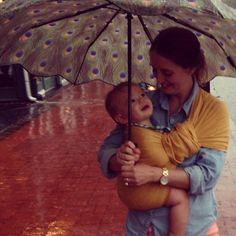 mientras llueve...