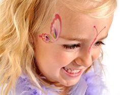 Use the Silhouette temporary tattoo paper in place of face paint this Halloween.