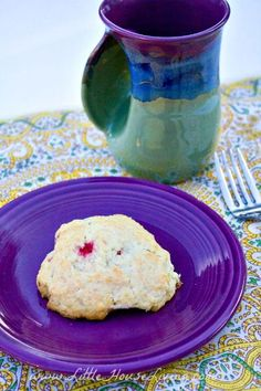 Make Ahead Simple Scone Mix Recipe - Little House Living Best Dessert Recipes, Breakfast Recipes, Scone Recipes, Breakfast Snacks, Desserts, Scone Mix, Homemade Scones, Scones Ingredients, Homemade Hot Chocolate