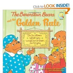 We had quite a collection of Berenstein Bear books in our house, still have several left from the kid's childhoods.....great books!  w.