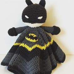FREE BATMAN CROCHET PATTETN Just finished the English pattern hellip