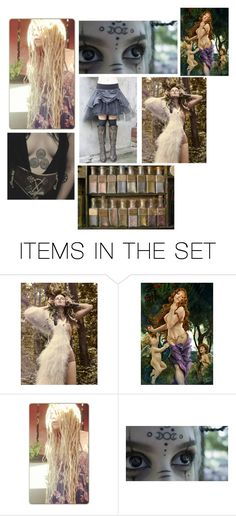 """""""hex"""" by thecyberbat on Polyvore featuring kunst"""