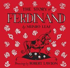 The Story of Ferdinand (Reading Railroad Books): Amazon.de: Munro Leaf, Robert Lawson: Fremdsprachige Bücher