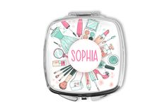 We just listed this new product in our store Compact Mirror NG... available on our website http://nannygoatscloset.myshopify.com/products/personalized-makeup-compact-mirror-ngc0621?utm_campaign=social_autopilot&utm_source=pin&utm_medium=pin