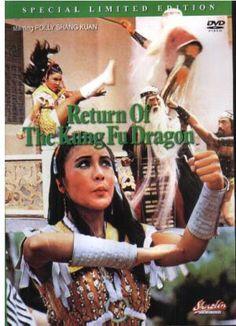 Return of the Kungfu Dragon - Polly Shang-Kwan Ling Fong Karate Movies, Kung Fu Martial Arts, New Star, Girl Day, Art History, Growing Up, Singing, Dragon, Stars