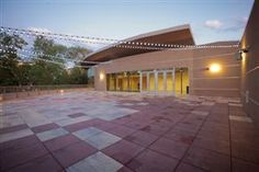 The Rooftop Deck at the Fort Collins Lincoln Center is a unique outdoor venue, ideal for parties, wedding ceremonies, wedding receptions or any number of special events.