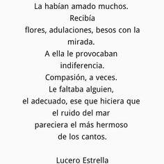 ~Lucero Estrella