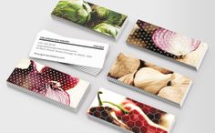 Layer Cake - Business Card design by Moo