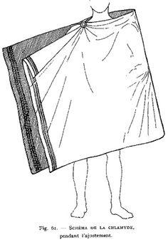 The History of Costume 이미지 Link : www.fashion-era.com 서양 복식사 - 그리스 복식 1- 본 글의 저...