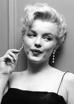 ★ Marilyn Monroe ♡ Old Hollywood ★ #Marilyn #Monroe #Marilyn_Monroe #Norma_Jeane #Old_Hollywood #Vintage