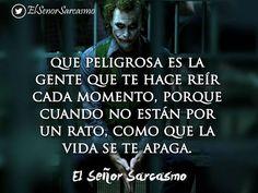 El Señor Sarcasmo (@EISenorSarcasmo) | Twitter