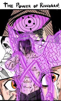 The Power Rinnegan Naruto Shippuden Sasuke, Naruto Kakashi, Anime Naruto, Naruto Clans, Anime Ninja, Naruto Art, Madara Wallpaper, Naruto And Sasuke Wallpaper, Wallpaper Naruto Shippuden