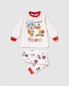 Pijama de niño Personajes de Pocoyo