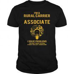 I Love  Rural Carrier Associate T shirts