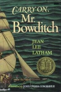 My review of Carry On, Mr. Bowditch, which is on my Top 50 list of children's books.
