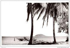 Deshaies - Ilet Kahouane Beach, Photos, Outdoor, Xmas, Antique Post Cards, Outdoors, The Beach, Beaches, Outdoor Living