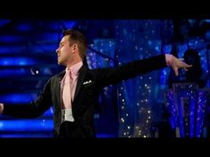 ▶ Ashley Taylor Dawson & Ola dance the Waltz to 'I Will Always Love You' - Strictly Come Dancing - BBC - Week 9