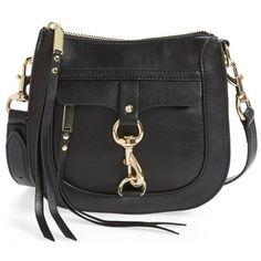 Women's Rebecca Minkoff 'Dog Clip' Saddle Bag