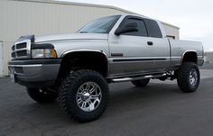 Dodge Ram used Old Dodge Trucks, Ram Trucks, Lifted Trucks, Cool Trucks, Pickup Trucks, Lifted Dodge, Dodge 2500, Cummins Diesel Trucks, Ram Cummins