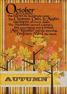 The beautiful fall colors make this a great card to send to someone who needs to know you are thinking of them.  This is a real card (not an e-card). Send this card now.