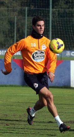 Juan Domínguez es uno de los mejores jugadores de la cantera coruñesa
