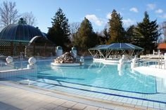Eger - thermal spa Hungary, Places Ive Been, Traveling, Spa, School, Outdoor Decor, Beautiful, Home Decor, Viajes