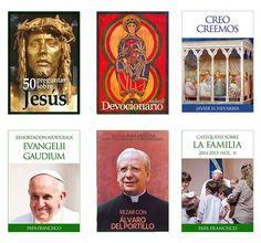 Relación completa de los libros electrónicos gratuitos publicados por la Oficina de Información del Opus Dei, con los enlaces de descarga.