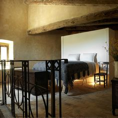 Mountainous and mediaeval Sextantio Albergo Diffuso is a boutique hotel clustered around the remains of an old village.