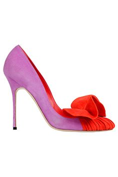Manolo Blahnik - Shoes - 2013 Spring-Summer                                                                                                                                                      More