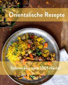 Orientalische Rezepte die dich verzaubern werden Marley Spoon, Curry, Ethnic Recipes, Food, Oriental Recipes, Easy Meals, Cooking, Food Food, Curries