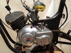 1967 Wards Riverside 450-SS 49cc single cylinder