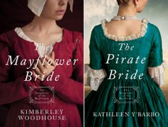 Daughters of the Mayflower (2 Book Series) by Kimberley Woodhouse Kathleen Y'Barbo