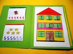 Lapbook Gioco e imparo con i numeri - MaestraRenata Advent Calendar, Holiday Decor, Opera, Opera House