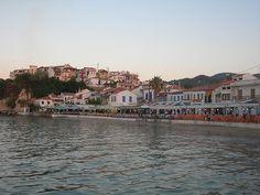 Kokkari, Samos island