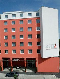 Delta Hotel Vienna Multi Story Building, Vienna, Hotels, Budget, Frugal, Budgeting