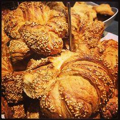 Pretzel Croissant