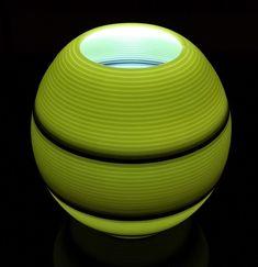Lampen - Roboprint Vase, Home Decor, Bedside Lamp, Floor Lamp Base, Pear, Lighting, Decoration Home, Room Decor, Jars